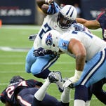 Texans have 7 sacks, force 3 turnovers to beat Titans 20-6