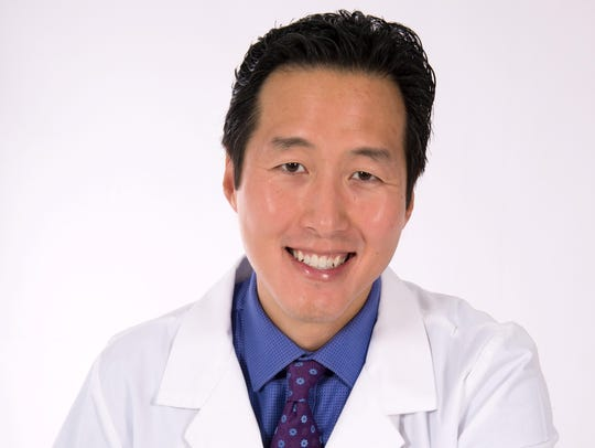 "Dr. Anthony Youn, author of ""The Age Fix."""