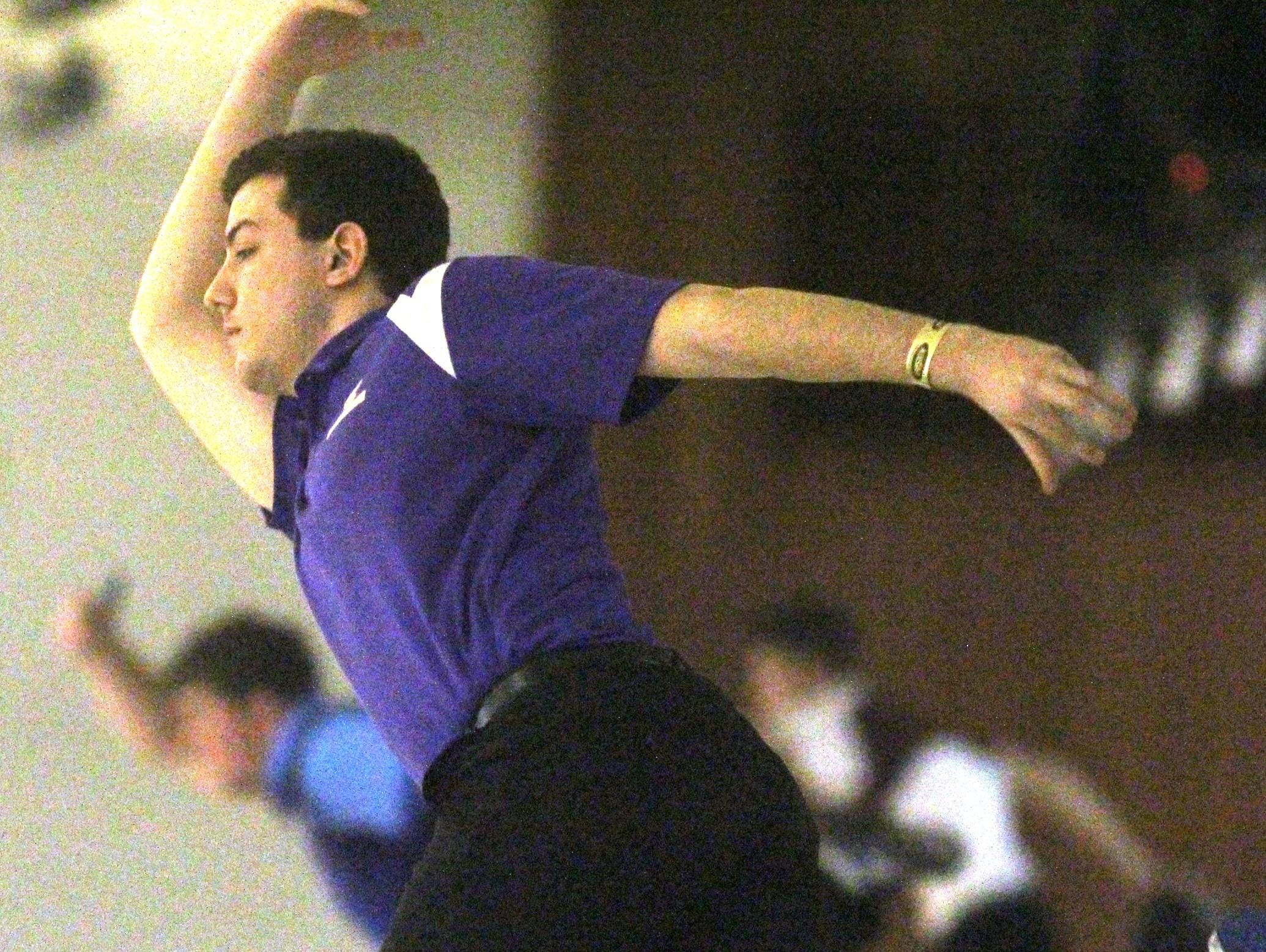 The Campbell County bowling team features senior Jake Barton, who was seventh at last season's regional tournament.