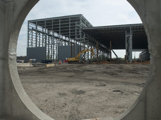 A new Holtec facility is under construction in South