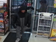 Armed robbery suspects surveillance images