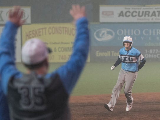 Adena started their season with a 13-0 win over Portsmouth