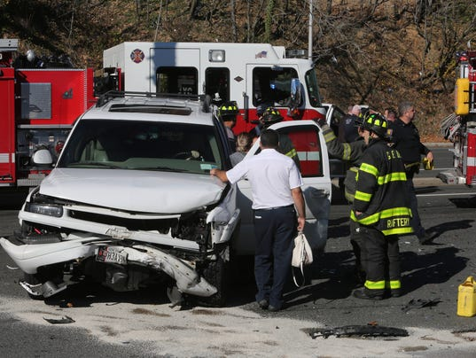 Yonkers 39 Multiple Victims 39 After Central Ave Crash