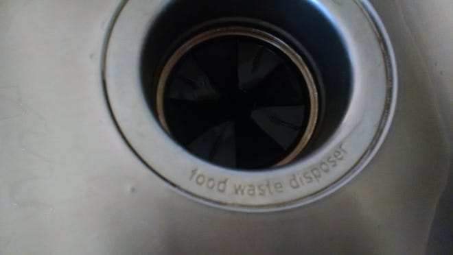 Food disposed of down the sink can be hazardous to aquatic life.