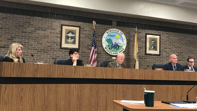The Woodland Park Borough Council discusses affordable housing June 20, 2018.