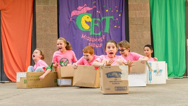 Local elementary, middle and high school students will participate in Children's Educational Theatre's productions July 15-23 at venues throughout Salem.