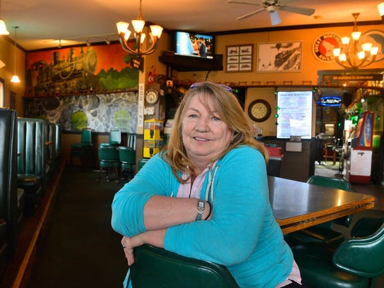 Lincoln Depot owner Mary Isaacs has seen a lot of changes