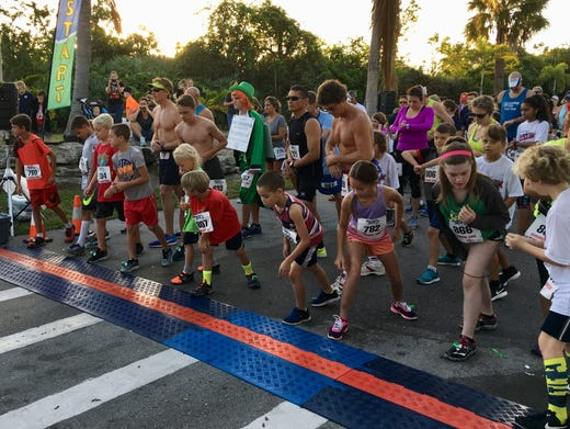 Party Atmosphere At Space Coast Classic 15k