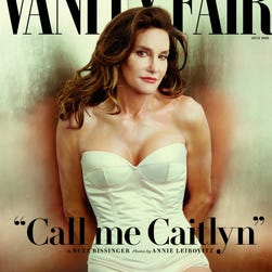 Caitlyn Jenner on July 'Vanity Fair' 2015