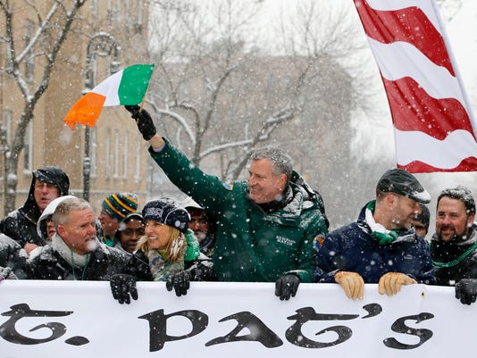 St. Pat's For All parade