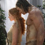 Alexander Skarsgard plays the iconic lord of the jungle in 'The Legend of Tarzan.'