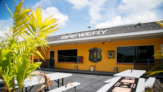 Big Storm Brewing is opening in the former Cape Coral Brewing Co. space on Miramar Street.