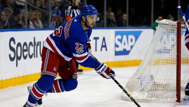 The New York Rangers have bought out the contract of defenseman Kevin Shattenkirk.