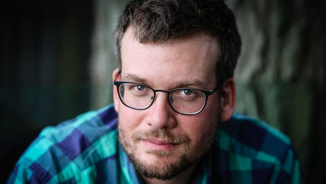 """Turtles All the Way Down"" is the upcoming novel by Indianapolis author John Green."