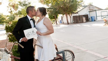 Arizona couple fall in love again after husband loses memory