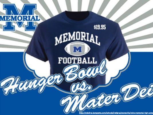 Hunger Bowl shirt