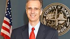Dane County Executive Joe Parisi.