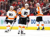 With questions about Flyers' aging core, new nucleus steps up