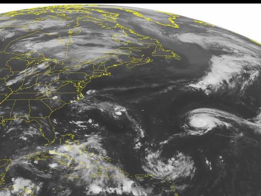 AP NOAA CLOUDS A WEA XSP