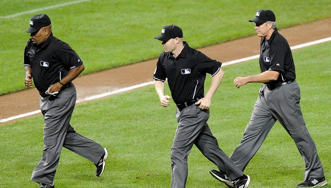 MLB delayed any official decision until their next quarterly owners' meetings in mid-November.