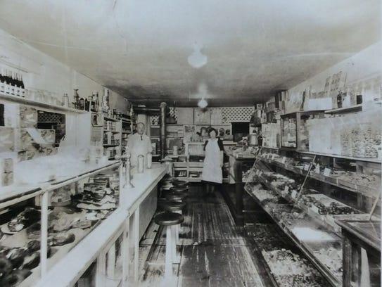 Kollege Kandy Kitchen in East Lansing.