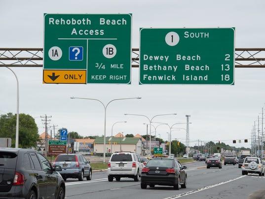 News: Beach Traffic