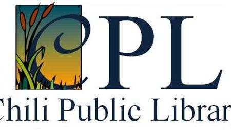 Chili Public Library logo