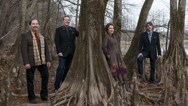 Grammy-winning bluegrass band the SteelDrivers will play 3rd and Lindsley on Friday through Sunday.