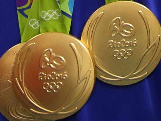 Olympics: Water Polo-Gold Medal Match-USA vs Italy