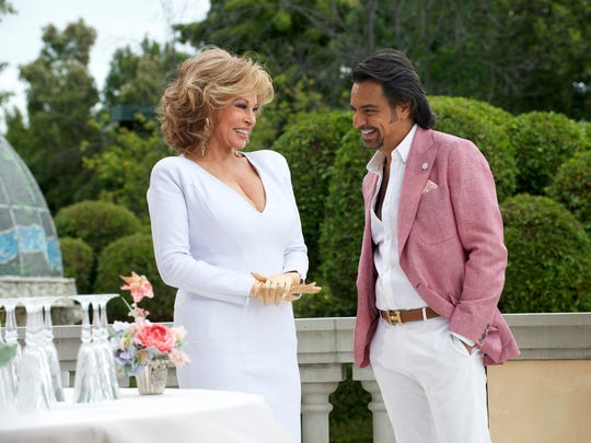"""In """"How to Be a Latin Lover,"""" Maximo (Eugenio Derbez)"""