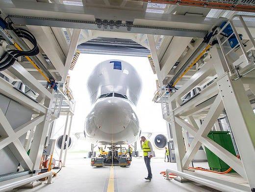 Ask the Captain: Delivering short-range planes a long distance