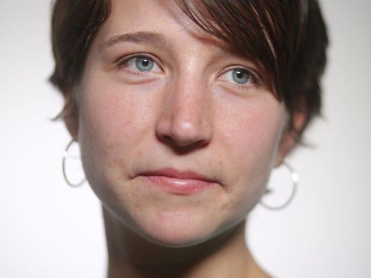 Lisa Ermak, 28, East Lansing