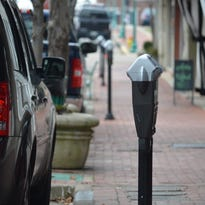 Parking fund sees recurring loss