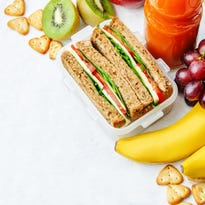 What are the best school lunch foods? Send us your suggestions