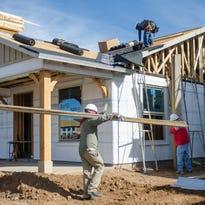 Valley home building still in a slump for November