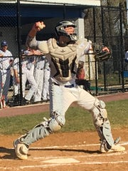 Millburn catcher Peter Serruto is a catalyst for the second-seeded Millers.