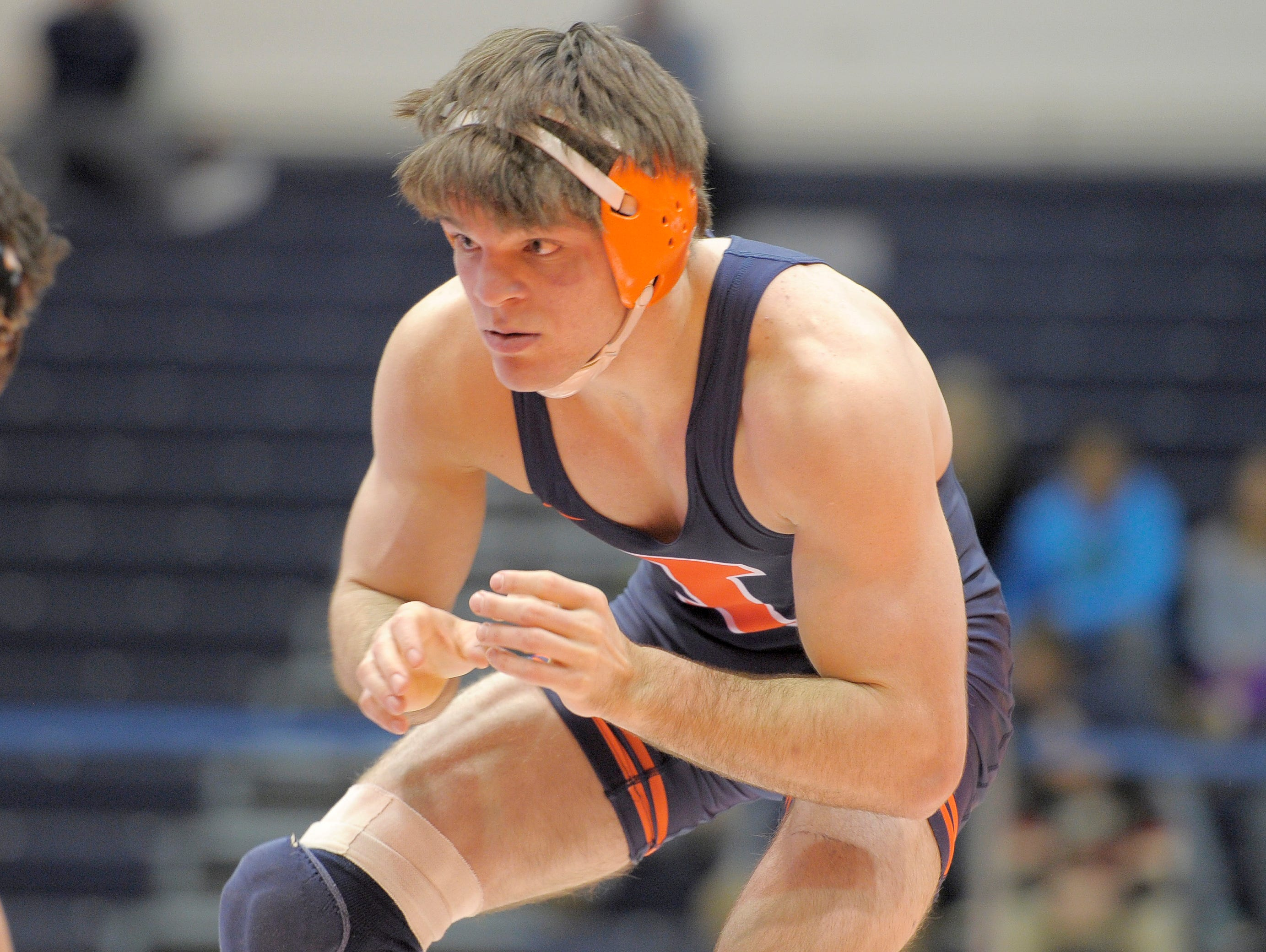Illinois senior and Fox Lane graduate Steven Rodrigues is set to compete in the NCAA Division I wrestling championships at Madison Square Garden on March 17-19.