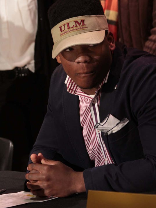 National Signing Day - Neville
