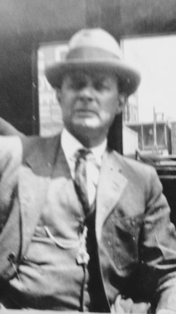 Detective Eubanks