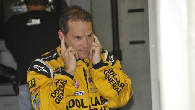 Jacques Villeneuve  last drove at Indianapolis Motor Speedway in NASCAR's Brickyard 400 in 2010.