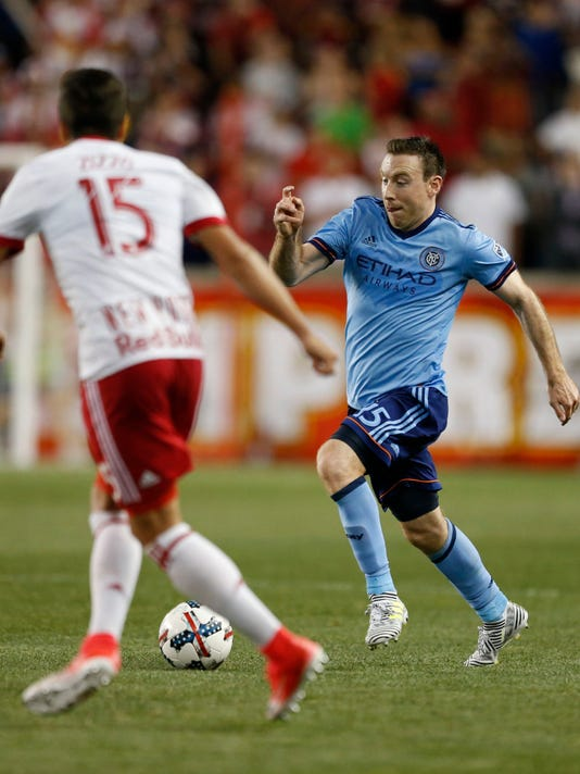 MLS: U.S. Open Cup-New York City FC at New York Red Bulls
