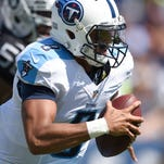 Marcus Mariota: 'I am trying to do too much'