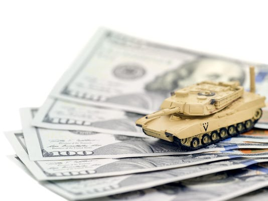 Tank Money