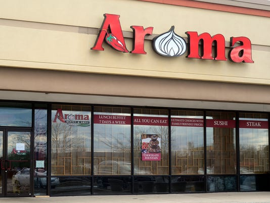 Aroma Buffet & Grill