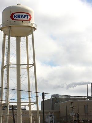 Kraft Foods in Springfield.