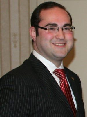 Ramapo Town Board member Daniel Friedman