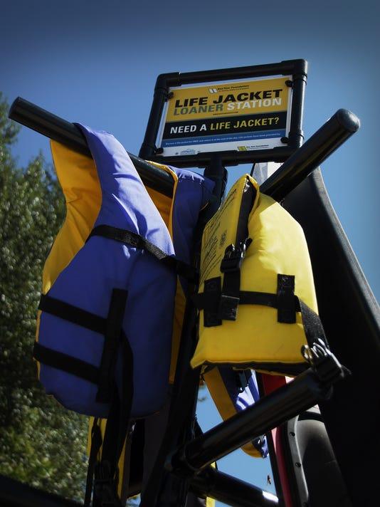 Jefferson Plans New Life Jacket Kiosk