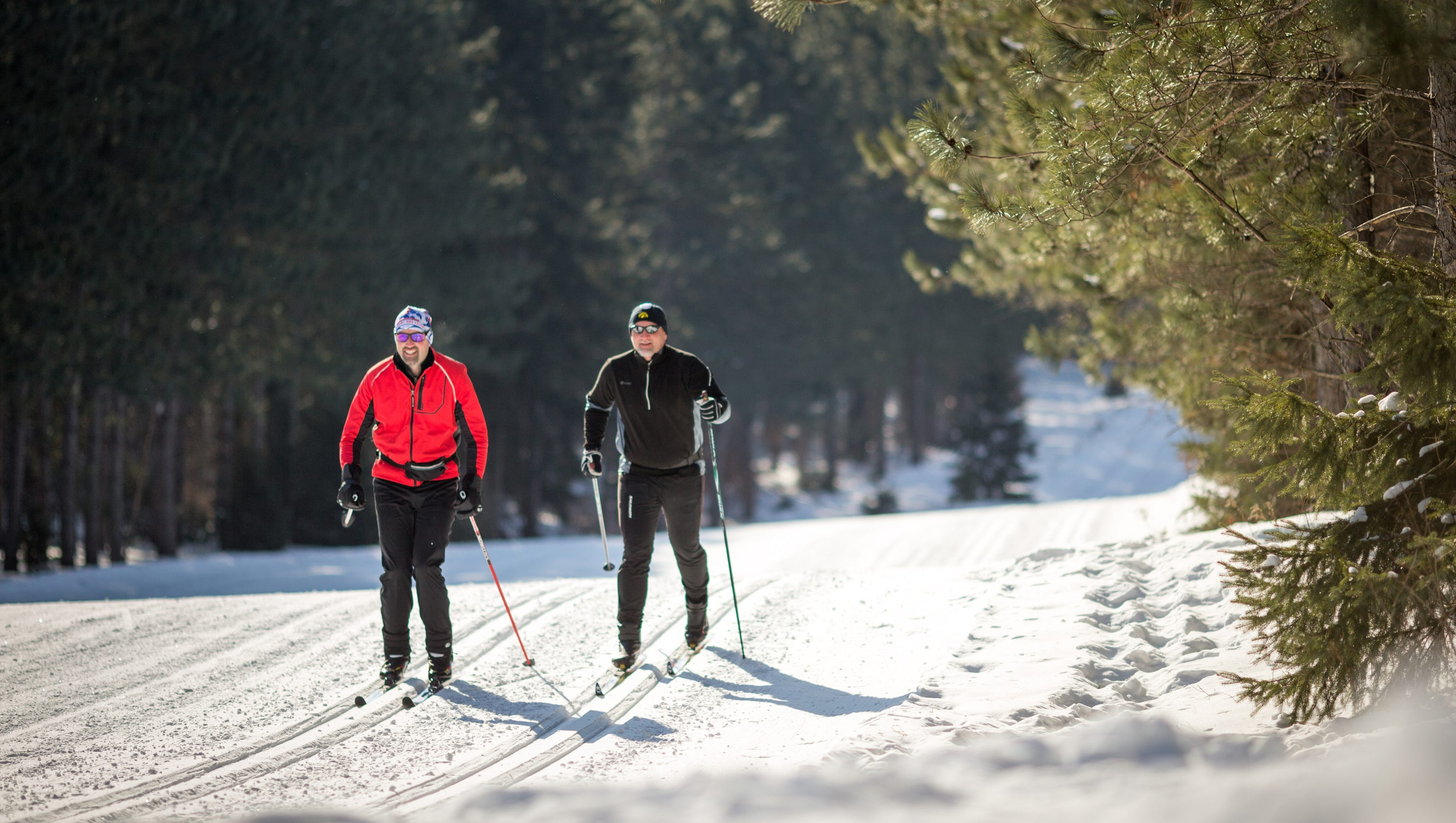 Wausau S Nine Mile County Forest Is A Cross Country Skiing Gem