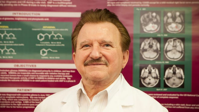 Stanislaw Burzynski, has treated patients with experimental, unapproved cancer drugs, at this clinic, in Houston.