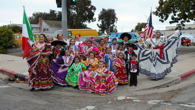 The annual lighted Colmo del Rodeo Parade, which follows the Kiddy Kapers Parade in the afternoon, serves as the traditional start of Big Week for the California Rodeo Salinas, open July 21-24, 2016.